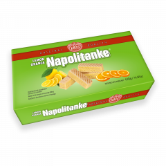Napolitanke lemon orange